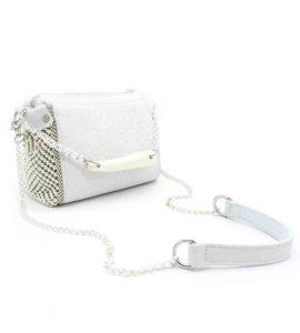 Bauletto Mini White