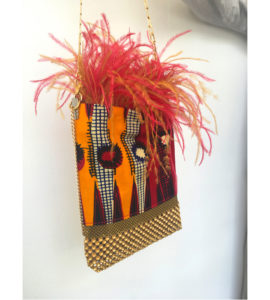Africa-Disco-Bag-Red