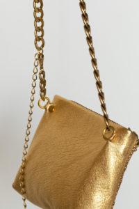 Ari Belt Bag Gold
