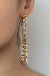 Eiffel Earrings Gold