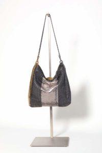 Ines Party Bag Gold gunmetal