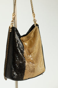Paloma Party Bag black-gold no horn