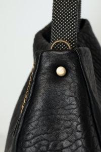 Paula Shoulder Bag black-doré