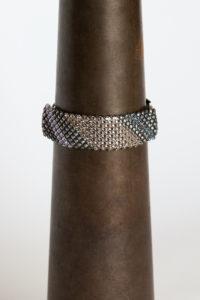 Sareen Bracelet silver-grey blue