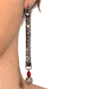 Vera-Coral-Earrings