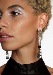 Musa Eiffel Earrings