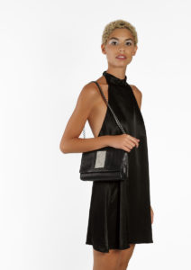 Isabella Flap Handbag