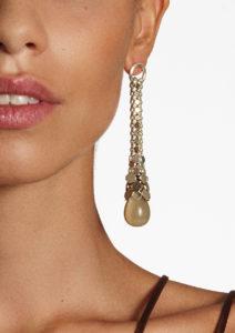 Leila Earrings Off