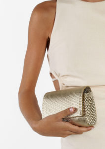 Irina Clutch/Belt/Strap Bag
