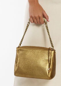 Gold Star Leather Bauletto