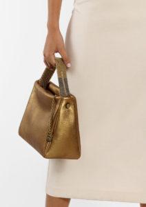 Pauline Handbag Gold