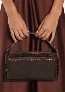 Lea2 Handbag Brown