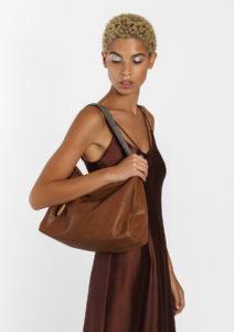 Paula Shoulder Bag Camel